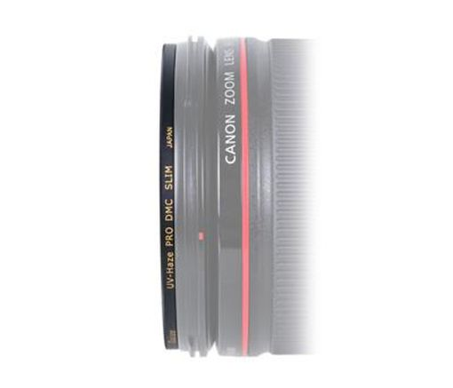 Daisee DMC UV Filter 55mm UV Haze Pro Slim, 8-fach vergütet