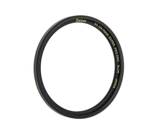 Daisee UV-Haze Super Pro DMC Slimm 55mm UV-Filter