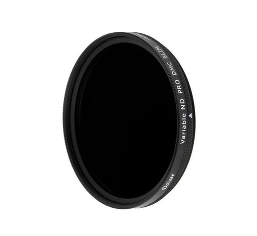 Daisee ND Pro DMC Slim Variable ND Filter 52mm ND2-ND400, 8 fach vergütet