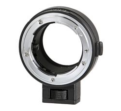 Nikon G Objektive-Adapter an Sony E-Mount