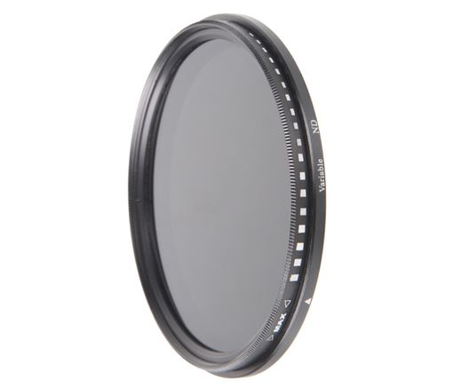 Graufilter Variable - ND2 - ND400 - 49mm