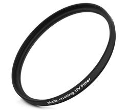 Multi Coating UV Filter 72 mm mehrfach vergütetes Schott...
