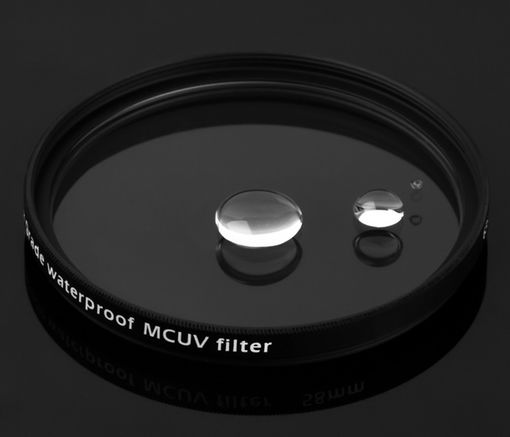 Multicoated  UV Filter 37mm, vergütet  wasserfest
