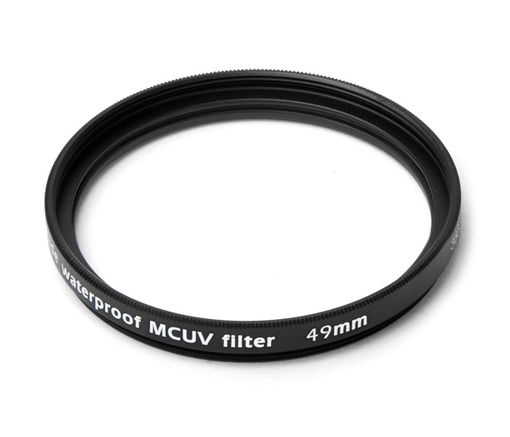 Multicoated  UV Filter 49 mm vergütet wasserfest