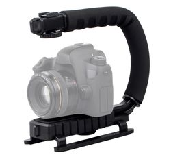 ayex Action Grip Video Stabilizer für DSLR und Camcorder,...