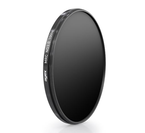 ayex MRC Neutral Density Filter ND3.0 49mm Multicoated Slim ND1000x