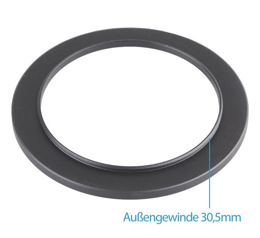 Step Up Ring 30,5-37mm Adapterring