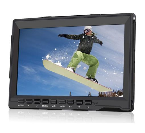 Extraflacher HD Monitor 7.0 mit IPS LCD Display
