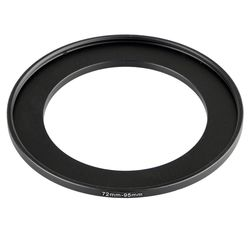 Step Up Ring 72-95 mm Adapterring