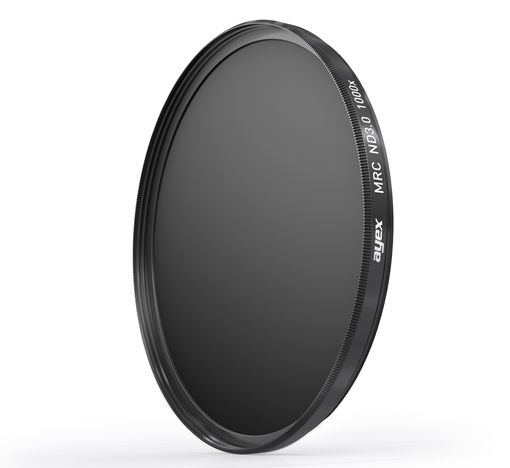 ayex MRC Neutral Density Filter ND3.0 95mm Multicoated Slim ND1000x
