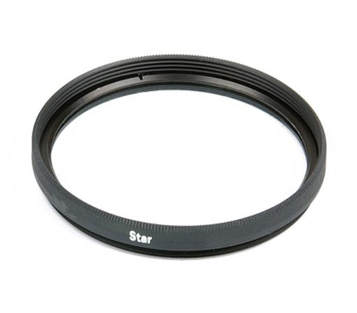 Sternfilter Gitter-Filter Star 6 x Filter 62 mm