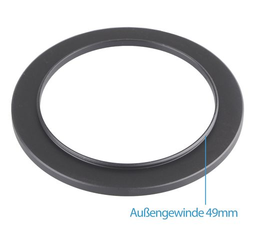 Step Up Ring 49-62mm Adapterring